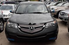 Foreign Used Acura MDX 2008