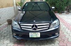Clean Nigerian Used Mercedes-Benz C350 2008