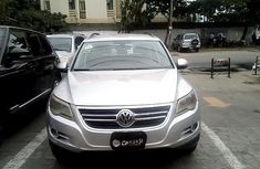 Well Maintained Nigerian used Volkswagen Tiguan 2010