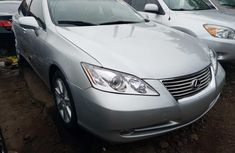 Foreign Used Lexus ES 330 2008 Model Silver for Sale