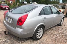 Very Clean Foreign used Nissan Primera 2006