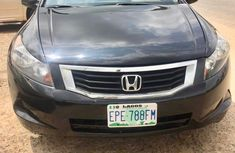 Very Affordable 2010 Honda Accord Evil Spirit in Nigeria