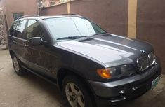 Well Maintained Nigerian used BMW X5 V6