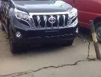Clean Tokunbo  Toyota Land Cruiser 2016