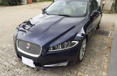Perfect Nigerian Used Jaguar XF 2014