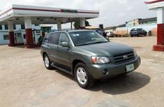 Super Clean Nigerian used Toyota Highlander 2008