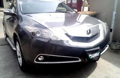 Well Maintained Nigerian used Acura ZDX 2010