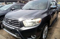 Foreign Used 2010 Toyota Highlander in Lagos