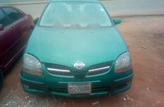 Well Maintained Nigerian used 2003 Nissan Almera Tino