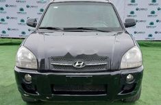 Well Maintained Nigerian used 2006 Hyundai Tucson