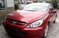 Well Maintained Nigerian used 2008 Peugeot 307