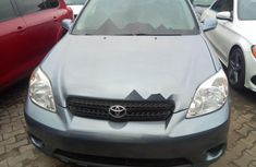 Clean Tokunbo Used  Toyota Matrix 2006