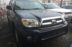 Foreign Used 2006 Toyota 4-Runner