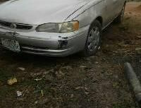 Well Maintained Nigerian used Toyota Corolla 1999