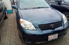 Foreign Used 2005 Toyota Matrix Petrol