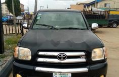 Well Maintained Nigerian used Toyota Tundra 2006
