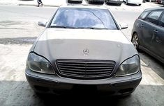 Clean Nigerian Used Mercedes-Benz S500 2006