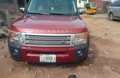 Very Clean Nigerian used Land Rover LR3 2007