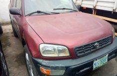 Clean Nigerian Used Toyota RAV4 2000