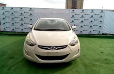Super Cool Nigerian Used Hyundai Elantra 2013