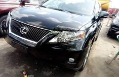 Foreign Used Lexus RX 2010 Petrol