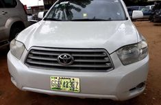 Well Maintained Nigerian used 2009 Toyota Highlander
