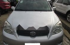 Very Clean Nigerian used Toyota Matrix 2006