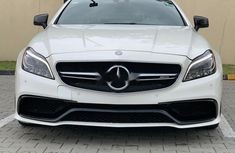 Foreign Used Mercedes-Benz CLS 2015 Automatic