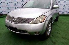 Well Maintained Nigerian used 2007 Nissan Murano
