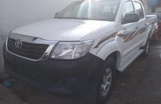 Foreign Used Toyota Hilux 2012