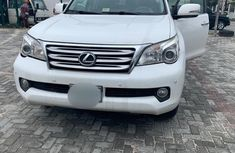 Well Maintained Nigerian used  2010 Lexus GX