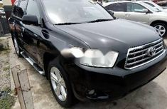Foreign Used Toyota Highlander 2008 Automatic