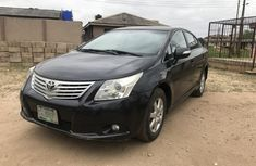 Clean Nigerian Used Toyota Avensis 2010