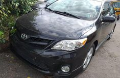 Foreign Used 2012 Toyota Corolla Automatic