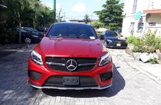 Clean Foreign Used Mercedes-Benz GL-Class 2016 Red