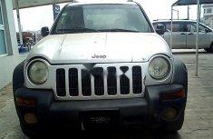 Nigerian Used 2003 Jeep Liberty in Lagos