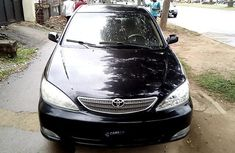 Clean Nigerian Used  Toyota Camry 2003 Black