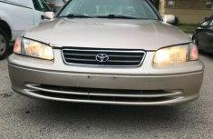 Spotless Nigerian Used Toyota Camry 2000