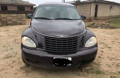 Cool Nigerian Used Chrysler PT 2003  Black