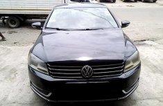 Clean Nigerian Used Volkswagen Passat 2013