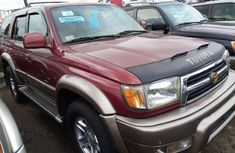 Foreign Used 2000 Toyota 4-Runner