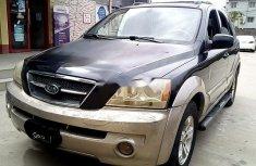 Clean Nigerian Used  Kia Sorento 2003 Black