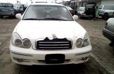 Nigerian Used 2001 Hyundai Sonata Automatic