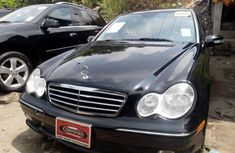 Neat Tokunbo Mercedes-Benz C230 2007 Black
