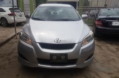 Well Maintained Nigerian used Toyota Matrix 2009