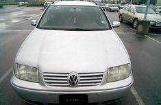 Cool Nigerian Used Volkswagen Golf 2001 White