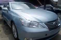 Clean Tokunbo Lexus ES 2010 Blue