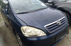 Clean Nigerian Used Toyota Avensis 2005