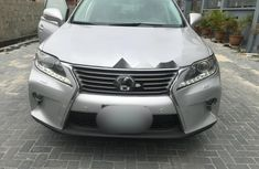 Very Clean Nigerian used Lexus RX 2011