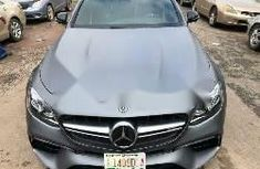 Very Clean Foreign used Mercedes-Benz E63 2018